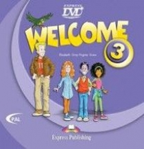 Virginia Evans, Elizabeth Gray, Terry Wilson, Evan Nathan Welcome 3 DVD Video PAL