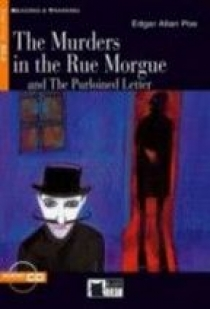Edgar Allan Poe Reading & Training Step 5: The Murders in the Rue Morgue: And the PurloiNew Edition Letter + Audio CD