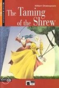 William Shakespeare Reading & Training Step 5: Taming of the Shrew + Audio CD