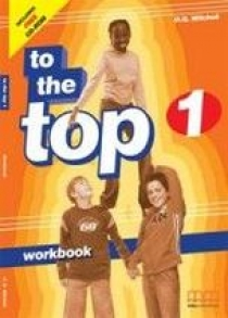 Mitchell H. Q. To the Top 1 Workbook + Audio CD/ CD-ROM