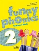 H.Q. Mitchell, Marileni Malkogianni Funny Phonics 2 Teacher's Book