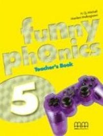 H.Q. Mitchell, Marileni Malkogianni Funny Phonics 5 Teacher's Book