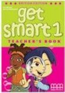 Mitchell H.Q., Malkogianni Marileni Get Smart British Edition 1 Teacher's Book with reduced-size student's pages, also including tests