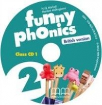 H.Q. Mitchell, Marileni Malkogianni Funny Phonics 2 Class CD/ CD-ROMs (British version)