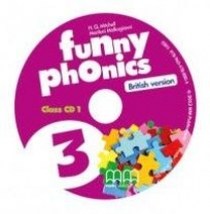 H.Q. Mitchell, Marileni Malkogianni Funny Phonics 3 Class CD/ CD-ROMs (British version)