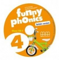 H.Q. Mitchell, Marileni Malkogianni Funny Phonics 4 Class CD/ CD-ROMs (British version)