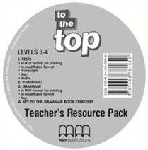 Mitchell H. Q. To the Top 3 - 4 Teacher's Resource CD/ CD-ROM