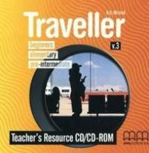 H.Q. Mitchell Traveller Beginner - Pre-Intermediate Teacher's Resource CD/ CD-ROM