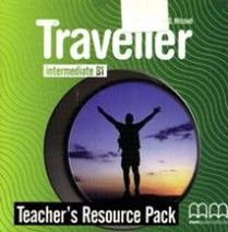 H.Q. Mitchell Traveller Intermediate B1 Teacher's Resource CD/ CD-ROM