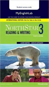 Barton Laurie Online курс - доступ к сайту - NorthStar Reading and Writing 3 MyEnglishLab. International Edition