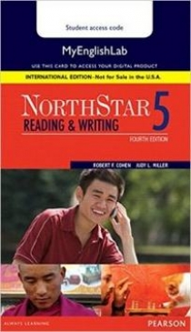Miller Judith, Cohen Robert Online курс - доступ к сайту - NorthStar Reading and Writing 5 MyEnglishLab. International Edition