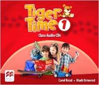 Carol Read, Mark Ormerod Tiger Time Level 1 Audio CD