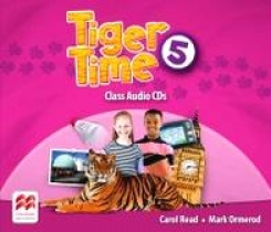 Carol Read, Mark Ormerod Tiger Time Level 5 Audio CD