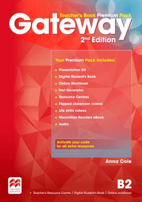Gateway B2 Teacher's Book Premium Pack. 2nd Edition