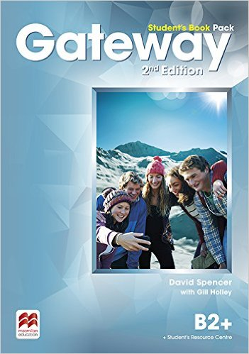 Spencer David Gateway B2+ Student's Book Pack. 2nd Edition