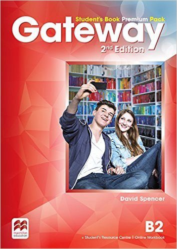 Spencer David Gateway B2 Student's Book Premium Pack. 2nd Edition