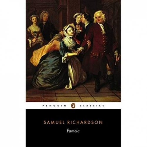 an analysis of the work by samuel richardson on the preface of pamela Free samuel richardson papers  an analysis of samuel richardson's pamela - the a woman and an artist preface while literary critics and.