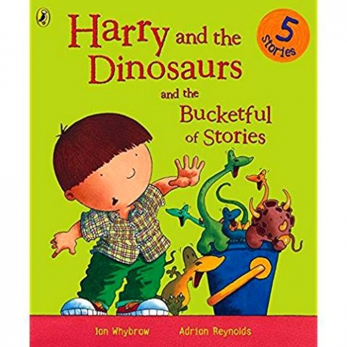 Ian W., Adrian R. Whybrow I: Harry and Dinos and Bucketful Of Stories