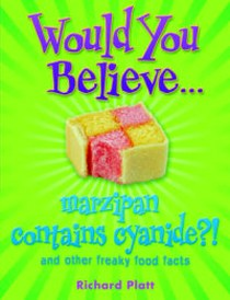 Platt R. Would you believe... imarzipan contains cyanide? pb (oxed)