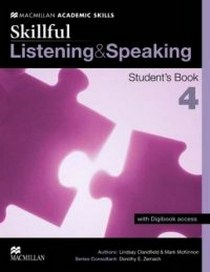 Mark M., Lindsay C. Skillful Advanced/Level 4 Listening and Speaking Student's Book & Digibook