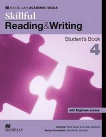 Lindsay W., Mike B. - Skillful Advanced/Level 4 Reading and Writing Student's Book & Digibook
