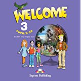 Welcome 3 Pupil's CD Songsplay