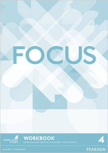 Daniel Focus 4 Workbook