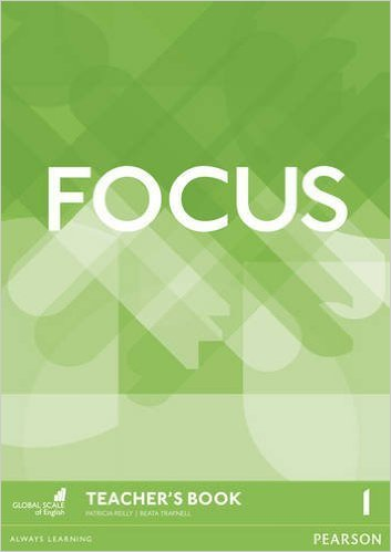 Reilly Focus 1 Teacher's Book & DVD-ROM Pack