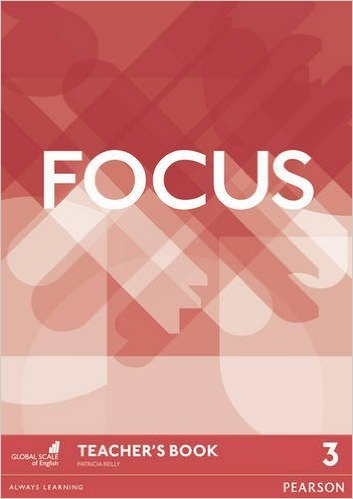 Reilly Focus 3 Teacher's Book & DVD-ROM Pack