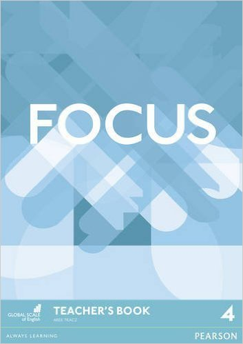 Focus 4 Teacher's Book & DVD-ROM Pack