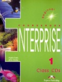 Enterprise 1. Class Audio CDs. (set of 3). Beginner. Аудио CD для работы в классе