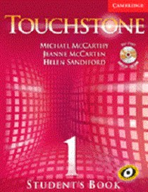 Michael McCarthy, Jeanne McCarten, Helen Sandiford Touchstone Blended Online Level 1 Student's Book with Audio CD/CD-ROM and Interactive Workbook
