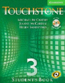 Michael McCarthy, Jeanne McCarten, Helen Sandiford Touchstone Blended Online Level 3 Student's Book with Audio CD/CD-ROM and Interactive Workbook