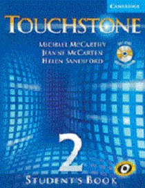Michael McCarthy, Jeanne McCarten, Helen Sandiford Touchstone Blended Online Level 2 Student's Book with Audio CD/CD-ROM and Interactive Workbook