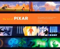 Lasseter John Art of Pixar: 25th Anniversary