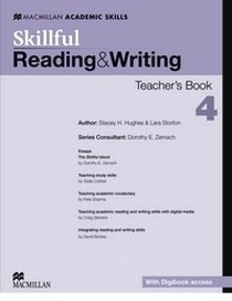 Skillful Advanced/Level 4 Teacher's Teacher's Book Reading and Writing & Digibook