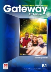 Gateway B1. Student's Book. Premium Pack (2nd Edition)