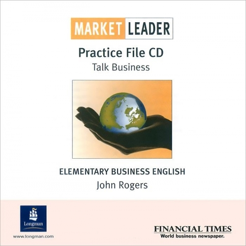Market Leader Elementary Level Practice File CD лиценз.