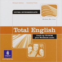 Acklam R, Grace A. Total English Upper-Intermediate CD-ROM