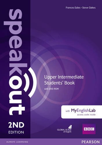 Wilson, Clare, Antonia, J. Speakout. 2Ed Upper Intermediate. Student's Book with DVD-ROM and MyEnglishLab