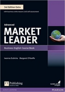 Margaret O'Keeffe Market Leader. Advanced. Coursebook and MyEnglishLab + DVD