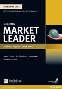 Dubicka Iwona Market Leader. Elementary. Coursebook and MyEnglishLab Pin + DVD