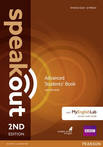 Wilson, Clare, Antonia, J. Speakout. 2Ed Advanced. Student's Book and MyEnglishLab Access Code Pack