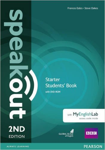 Wilson, Clare, Antonia, J. Speakout. 2Ed Starter. Student's Book with DVD-ROM and MyEnglishLab Access Code Pack