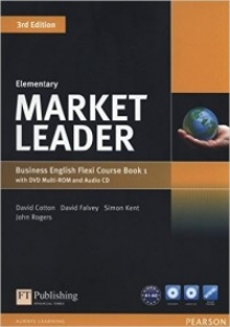 Market Leader 3rd Edition Elementary Flexi Course: Book 1 DVD