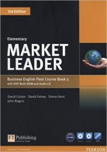 Market Leader 3rd Edition Elementary Flexi Course: Book 2 DVD