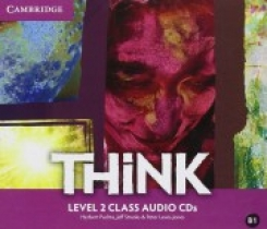 Puchta et al Think British English 2 Class Audio CDs (3) (Лицензионная копия)