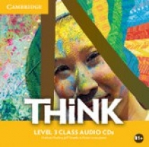 Puchta et al Think British English 3 Class Audio CDs  (3) (Лицензионная копия)
