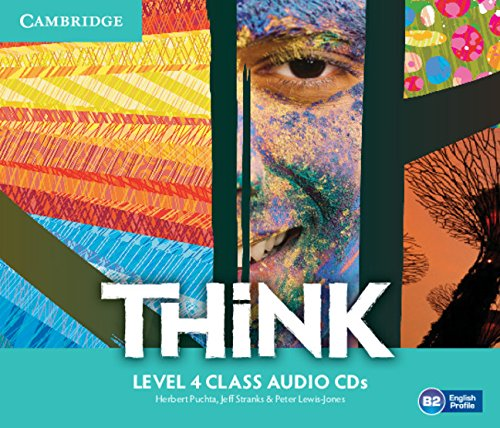 Puchta et al Think British English 4 Class Audio CDs (3) (Лицензионная копия)