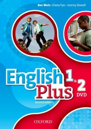 English Plus: Levels 1 and 2. DVD